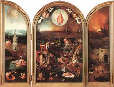 Last Judgement by Hieronymus Bosch