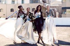 A Jenni Button Paul du Toit collaboration Social Change, International Artist, First Time Moms, Beauty Hacks, Sequin Skirt, Buttons, Lifestyle, Formal Dresses, People