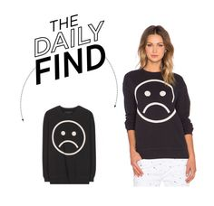 """""""Daily Find: Marc by Marc Jacobs Sweatshirt"""" by polyvore-editorial ❤ liked on Polyvore featuring Marc by Marc Jacobs and DailyFind"""
