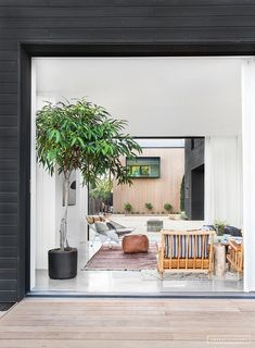 Just the AFTER // Client Black Houses are the Best Houses – Amber Interiors