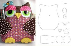 """Owl pattern-""""Whoo can pray?"""""""