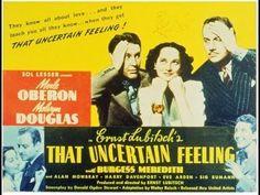 LO QUE PIENSAN LAS MUJERES (THAT UNCERTAIN FEELING, 1941, Full movie, Sp...
