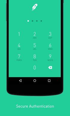 Robinhood - Free Stock Trading- screenshot Free Stock Trading, Android Apps, Google Play, Mobile App, Investing, Ui Design, Mockup, Wordpress, Future