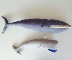 Drygoods Design Whale Tutorial | Sew Mama Sew |