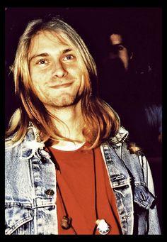 Kurt Cobain, Seattle, Washington, 1989.
