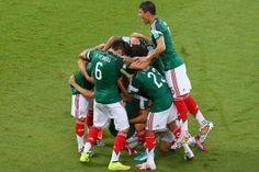 Brasil 2014 Mexico 1-0 Camerun - Historia del Futbol