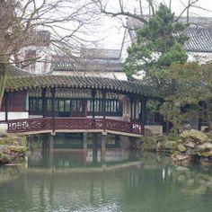©Ko Hon Chiu Vicent - China - Suzhou City, Jiangsu Province - Classical Gardens of Suzhou
