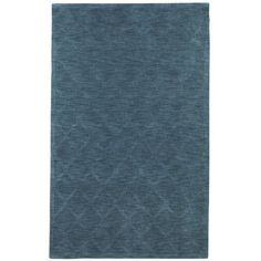 """Even though this is called """"Moorish Tile"""" (in teal), it has a chambray quality that works well with our Texas style. At pier1.com"""