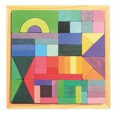 Grimm's Creative Building Puzzle