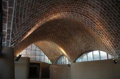 Guastavino vault: the art of structural tile