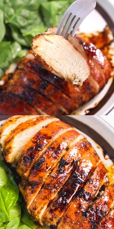 Baked Balsamic Chicken Breast Recipe