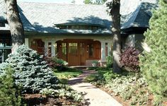 Elevations: Craftsman Style on Pinterest | Craftsman Bungalows ...