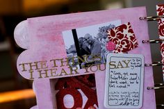 Ten Ideas for Scrapbooking Your Relationship with Your Spouse or Significant Other Couple Scrapbook, Wedding Scrapbook, Diy Scrapbook, Scrapbook Supplies, Scrapbook Pages, Scrapbooking Ideas, Boyfriend Anniversary Gifts, Anniversary Ideas, Before Wedding