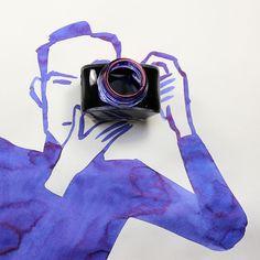 Objet du quotidien pour créer des oeuvres d'art par Christophe Niemann #photographe
