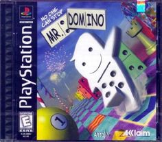 Mr. Domino - PlayStation