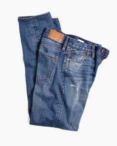 madewell perfect vintage jean.