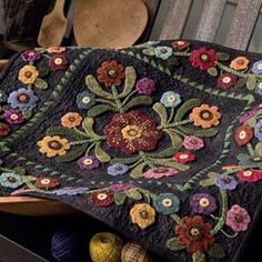 Moda All-Stars Mini Marvels 15 Little Quilts with Big Style 2019 Martingale Moda All-Stars Mini Marvels (Print version eBook bundle) The post Moda All-Stars Mini Marvels 15 Little Quilts with Big Style 2019 appeared first on Wool Diy. Wool Applique Quilts, Wool Applique Patterns, Wool Quilts, Wool Embroidery, Felt Applique, Mini Quilts, Applique Ideas, Small Quilts, Felted Wool Crafts