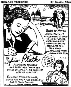 Teenage Sylvia Plath's Letters to Her Mother on the Joy of Living and Writing as Salvation and Sustenance for the Spirit – Brain Pickings Sylvia Plath, Community Bulletin Board, Anne Sexton, Joy Of Living, American Poets, John Keats, Book Writer, Kids Boxing, Poetry Quotes