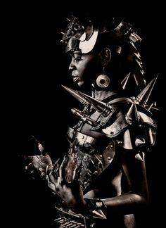 Post-Apocalyptic http://cyberspacefuture.com/  #evatornadoblog #mycollection #csf #cyberspacefuture #futuristic  #fashion   @evatornado
