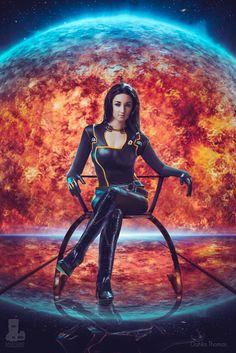 Character: Miranda Lawson / From: BioWare's 'Mass Effect' Video Game Series / Cosplayer: Danica Marie Rockwood (aka Dahlia Thomas) / Photo: David Love Photography (truefd)