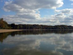 Creve Coeur Lake in Maryland Heights, MO