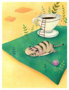 ilustración de Megan Sussman