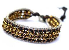 Armband goud :: Le Goût des Couleurs producten - Webshop