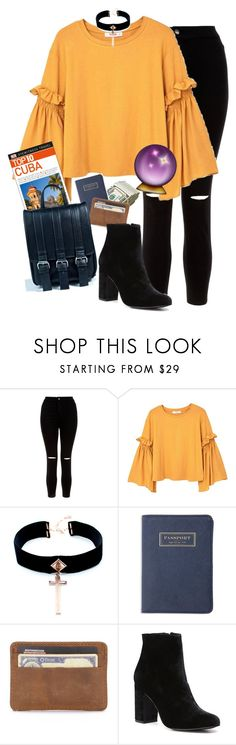 """To Cuba"" by genesism119 ❤ liked on Polyvore featuring New Look, MANGO, VSA, Flight 001, Witchery, DK and Current Mood"