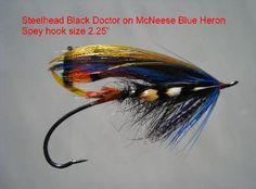 Blue Heron Spey Hook