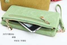aeProduct.getSubject() Wallets For Women, Luggage Bags, Pu Leather, Zip Around Wallet, Coin Purse, Card Holder, Zipper, Lady, Womens Fashion