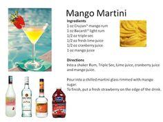 Spring Cocktails | Midnight Mixologist