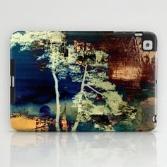 the tree iPad Case