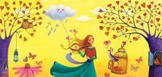Tras los CristaLes de la VenTana: MiLa MarQuis /La IlusTradora de PequeÑas HaDas / Disney Characters, Fictional Characters, Scrapbook, Window, Phone Backgrounds, Faeries, Crystals, Illustrations, Art