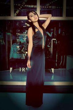 Fashionshow for Irvinx Couture, Nacht van de Mode, Arnhem. Love the dress!