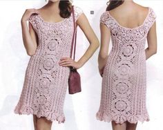 vestido con esquemas