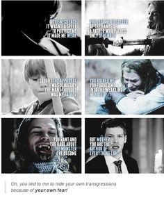 the originals 2x03 : Cause when Klaus gets emotional. YOU get emotional.