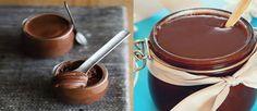 Si eres fanático de la Nutella, pero la dejaste aparte para ahorrarte algunas calorías, entonces te encantará esta receta de crema de cacao y avellanas, es rica y saludable porque no tiene azúcar y con un sabor parecido, es como una Nutella fitness. TE GUSTARÁ:Ponquecitos de banana y Nutella …