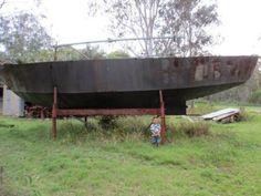 boat steel hull project, sail, house boat | Sail Boats | Gumtree Australia Logan Area - North Maclean | 1101674197