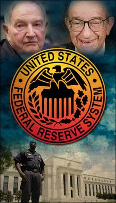 """""""Stockman: Our Problem is the Federal Reserve"""" -  """"We are on the verge of a global transformation,"""" boasted David Rockefeller at a United Nations dinner in 1994. """"All we need is the right major crisis, and the nations will accept the New World Order.""""  / click to read Informative!"""