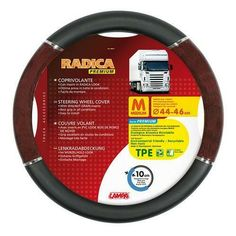 Delux Lorry Truck HGV steering wheel cover medium to walnut Lampa Truck HGV steering wheel cover accessories wide grip truck accessories Chesterfield UK Buy Truck, Front Grill, Truck Wheels, Wheel Cover, Truck Accessories, Plain Black, Volvo, Trucks, Medium
