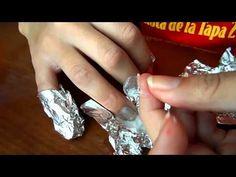 Como Quitar el Esmalte Semipermanente - YouTube