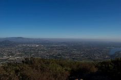 Cowles Mountain  Photo by Ray-Lin Chang.