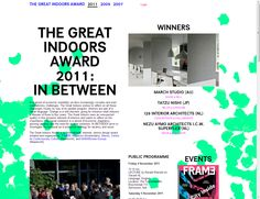 The Great Indoors Award