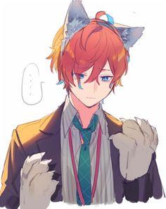 Read from the story Recehan Hypmic! Gato Anime, Anime Neko, Anime Art, Hot Anime Boy, Cute Anime Guys, Anime Boys, Happy Tree Friends, Neko Boy, Estilo Anime