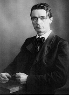Rudolf Steiner in 1906.