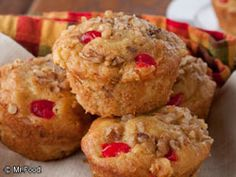 These muffins are a modern day version of the 1950's-style Hummingbird Cake, but still filled with delicious nuts, cinnamon, and fruit!