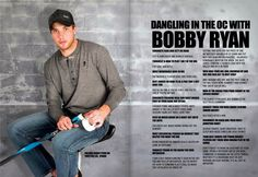 Bobby Ryan featured in the Fall 2013 Gongshow Lifestyle Hockey Apparel Magazine Bobby Ryan, Hockey Apparel, Hockey Quotes, Best Player, Ice Hockey, Picture Quotes, Athletes, Sassy, Sick