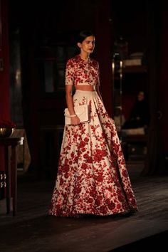 Firozabad, Sabyasachi, Sabya, India, Fashion, Couture, Week, 2014, Taj, Shaadi, Wedding, Fashion Sari, Lengha