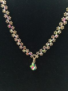 Super Lace necklace and bracelet PDF by SoSassySusanSassoon