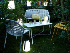 Outdoor lounge Croisette - Fermob photo 3